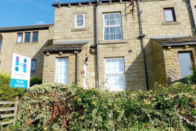Thumbnail End terrace house to rent in Kilpin Hill Lane, Staincliffe, Dewsbury, West Yorkshire