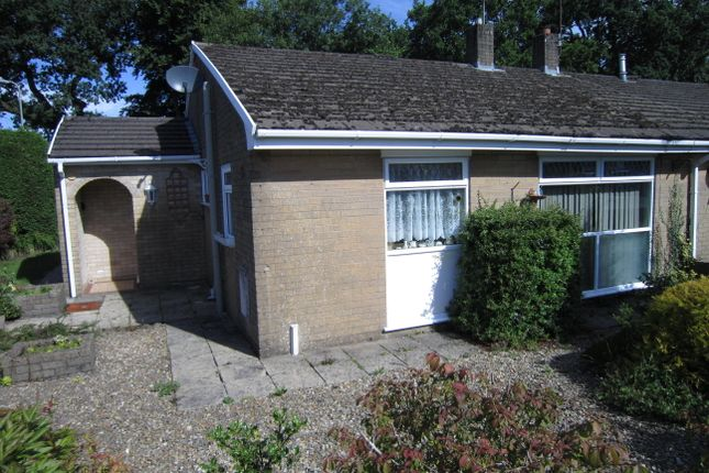 Thumbnail Semi-detached bungalow for sale in Lon-Y-Dderwen, Nelson
