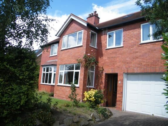 Thumbnail Detached House For Sale In Moors Lane Winsford Cheshire England