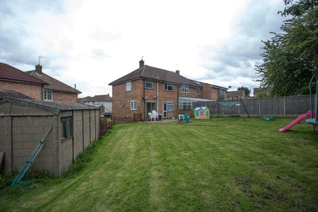 Thumbnail Semi-detached house to rent in Newenden Road, Rochester