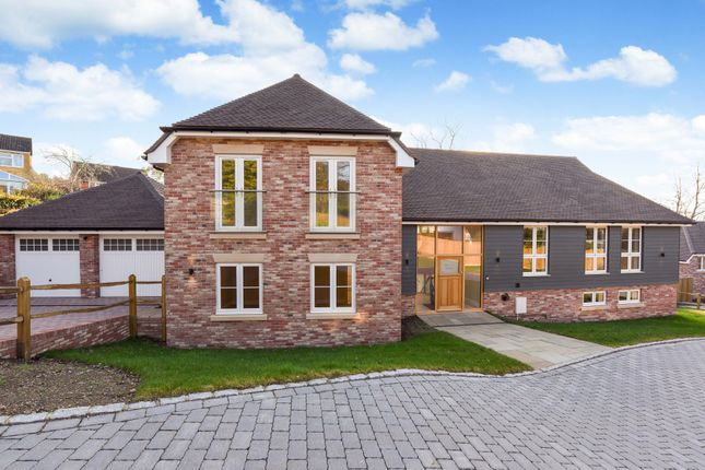 Thumbnail Detached house for sale in The Glen, Impstone Road, Pamber Heath