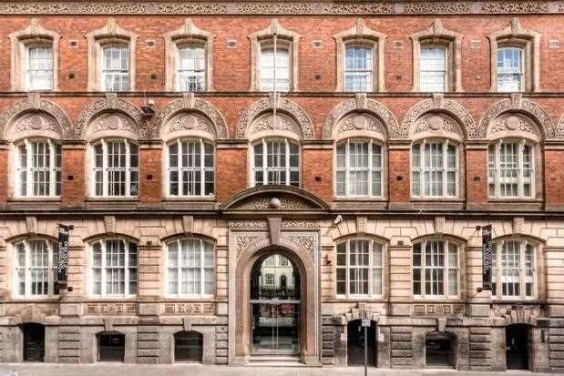 Thumbnail Flat for sale in The Albany, Old Hall Street, Liverpool
