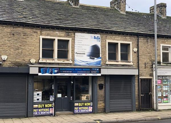 Thumbnail Retail premises for sale in Regent Parade, Wharf Street, Sowerby Bridge