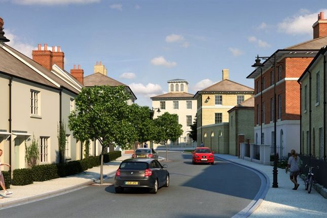 Thumbnail Semi-detached house for sale in Reeve Street, Poundbury, Dorchester