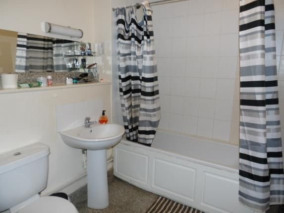 Bathroom of City Heights, Loughborough, Leicestershire LE11
