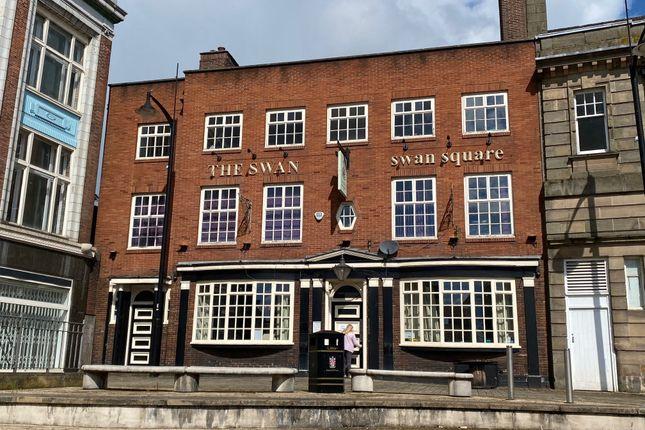 Thumbnail Office for sale in The Swan, Swan Square, Burslem, Stoke-On-Trent