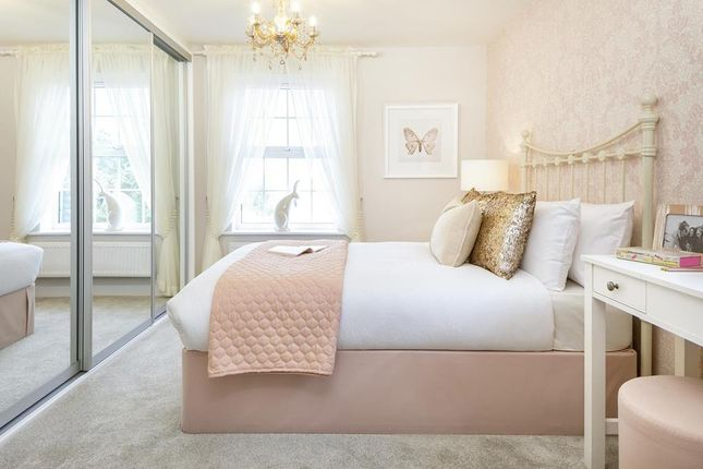 "Henley Bedroom of ""Henley"" at Kensey Road, Mickleover, Derby DE3"