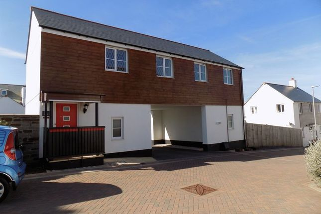 Thumbnail Property for sale in Codling Close, St. Austell