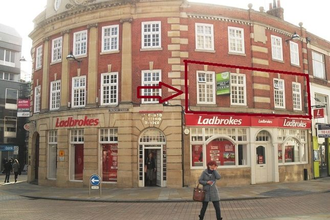 Office to let in Princes Street, Ipswich
