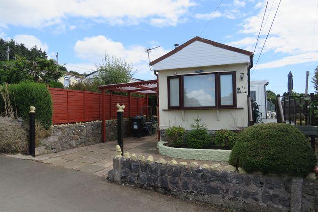 Thumbnail Mobile/park home for sale in Newton Road, Bishopsteignton, Teignmouth