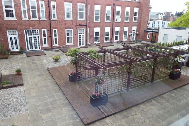 Sun Terrace of Peel Street, Nottingham NG1