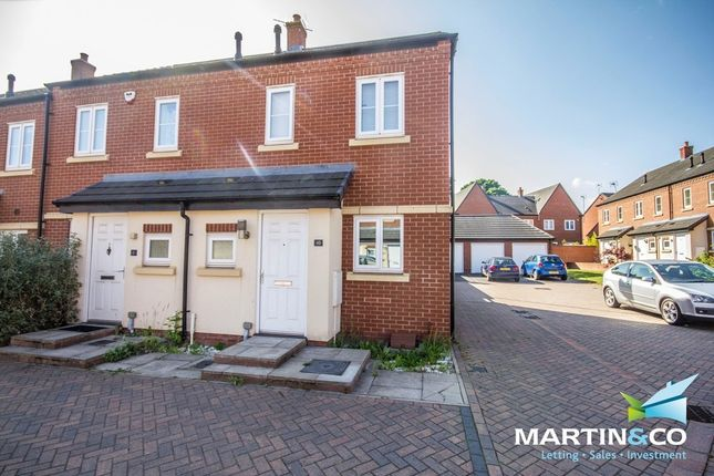 2 bed end terrace house to rent in Nightingale Close, Edgbaston