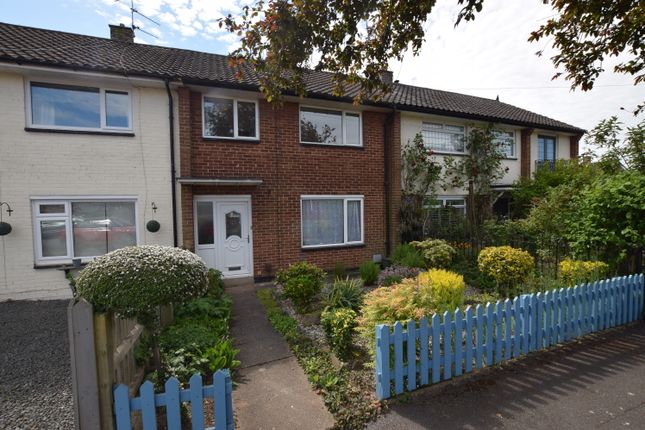 Thumbnail Terraced house to rent in West Drive, Mickleover, Derby
