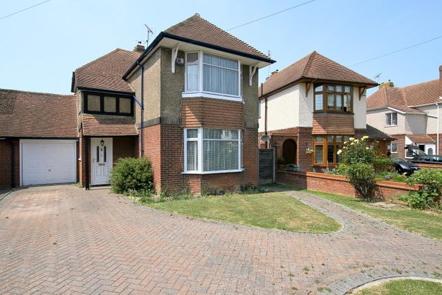 Thumbnail Link-detached house for sale in Elm Wood Close, Whitstable