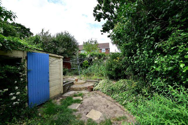 Garden of Homefield Close, Swanley BR8