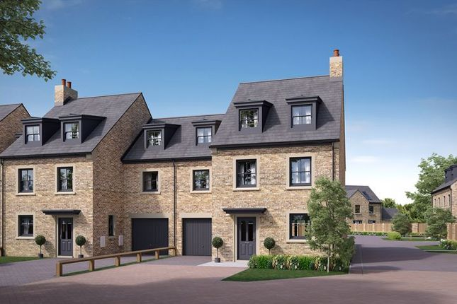 Thumbnail Semi-detached house for sale in Plot 5|6, The Towers, Mount Vale Gardens, York