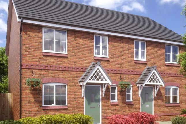 Thumbnail End terrace house to rent in Holyoake Road, Worsley, Manchester