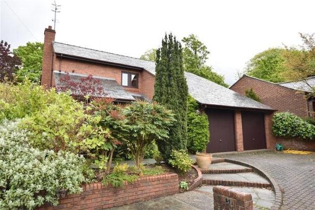 Thumbnail Detached house to rent in Sycamore Park, Liverpool