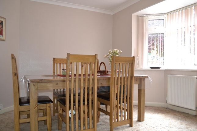 Dining Area of Gipsy Lane, Headington OX3