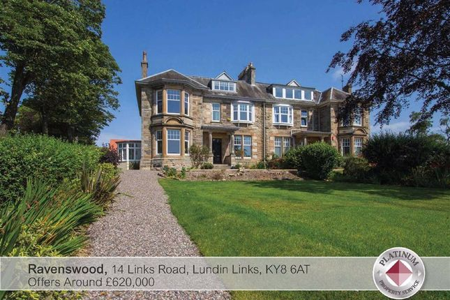 Thumbnail Semi-detached house for sale in Ravenswood, 14, Links Road, Lundin Links, Fife