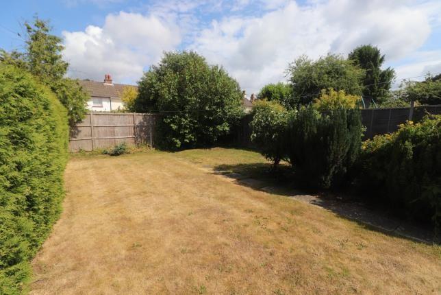 Garden of Heath Road, Caterham, Surrey CR3