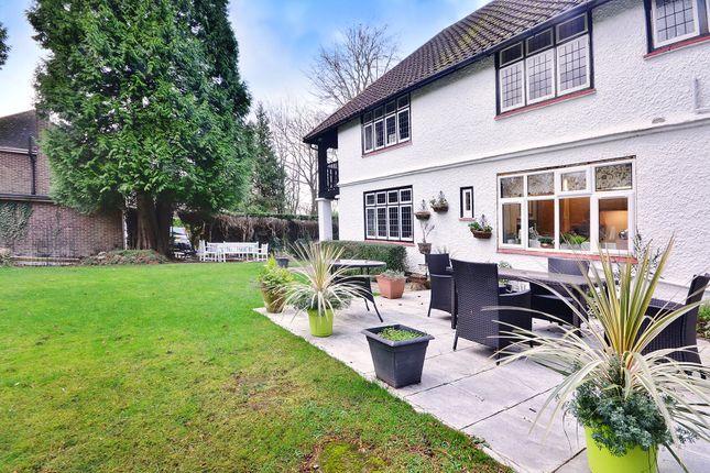 Thumbnail Detached house for sale in Felbridge, East Grinstead, West Sussex