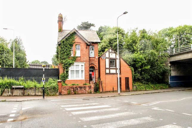 Thumbnail Detached house for sale in Lake Road West, Cyncoed, Cardiff