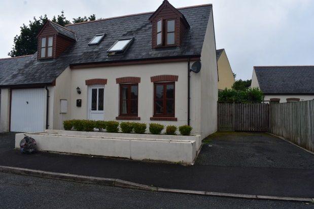 Thumbnail Property to rent in Heol Ty Newydd, Cilgerran, Cardigan