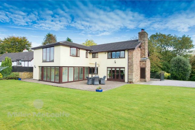 Thumbnail Detached house for sale in Preston Road, Charnock Richard, Chorley, Lancashire