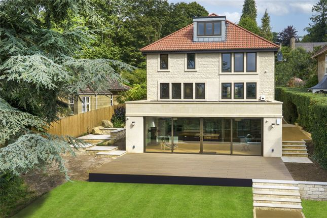Thumbnail Detached house for sale in Hermitage Road, Bath