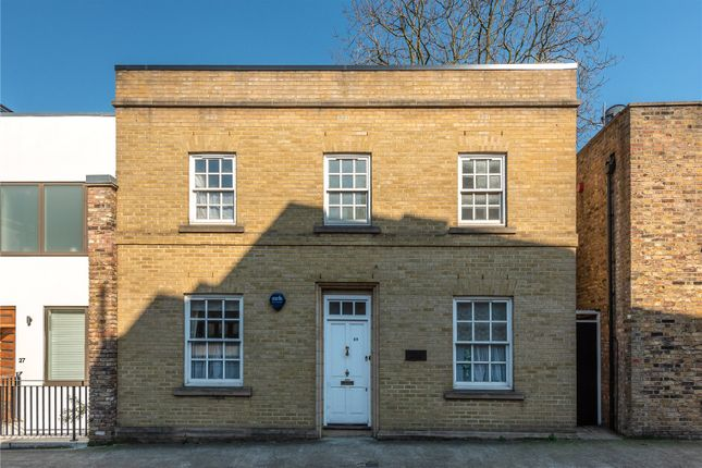 Thumbnail Detached house to rent in Florence Street, Islington