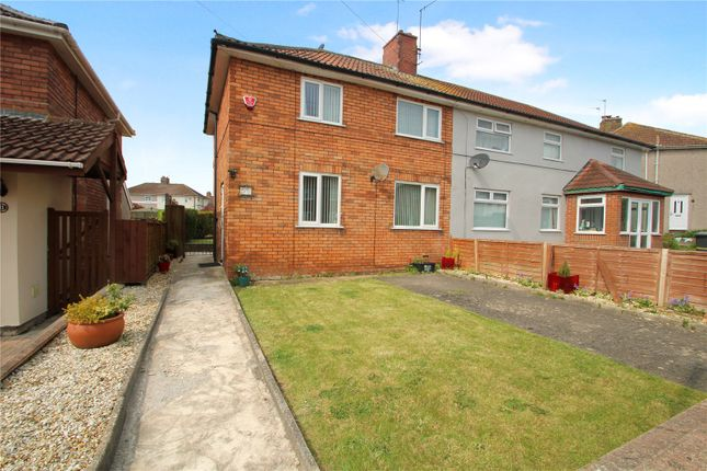 Semi-detached house for sale in Wraxall Grove, Bedminster Down