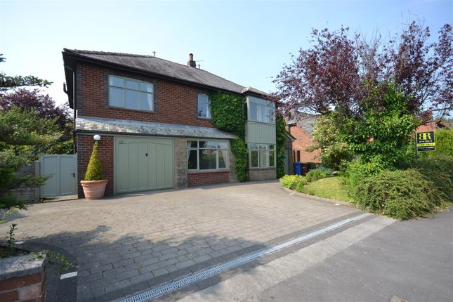 Thumbnail Detached house for sale in Coppull Moor Lane, Coppull, Chorley