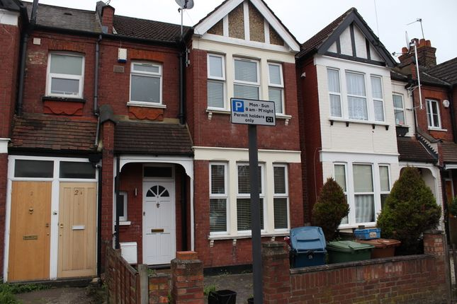 Thumbnail Terraced house to rent in Bruce Road, Harrow