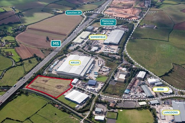 Industrial for sale in Showground Distribution Park, Showground Road, Bridgwater
