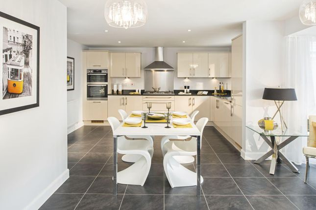 """Thumbnail Detached house for sale in """"Manning"""" at Chalton Lane, Clanfield, Waterlooville"""