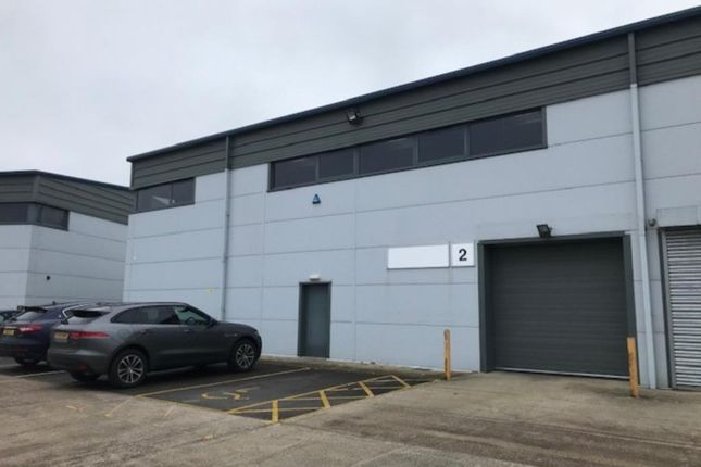 Thumbnail Industrial to let in Unit 2 Elder Court, Lions Drive, Blackburn