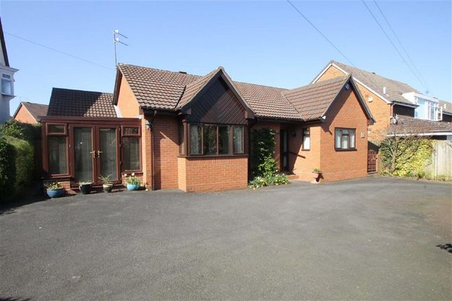 Thumbnail Detached bungalow for sale in Summit Gardens, Halesowen