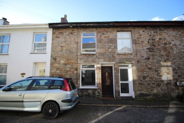 Thumbnail Terraced house for sale in Carnarthen Road, Camborne