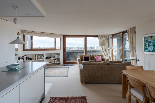 3 bed flat for sale in Cromwell Tower, Barbican, London EC2Y