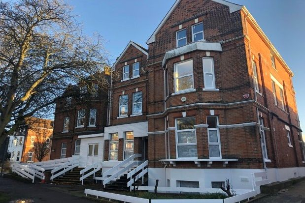 Thumbnail Flat to rent in Pond Hill Road, Shorncliffe Camp, Folkestone