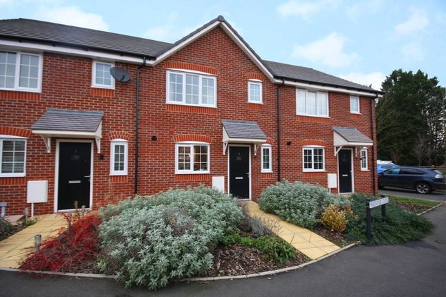 Terraced house for sale in Partridge Close, Salford Priors
