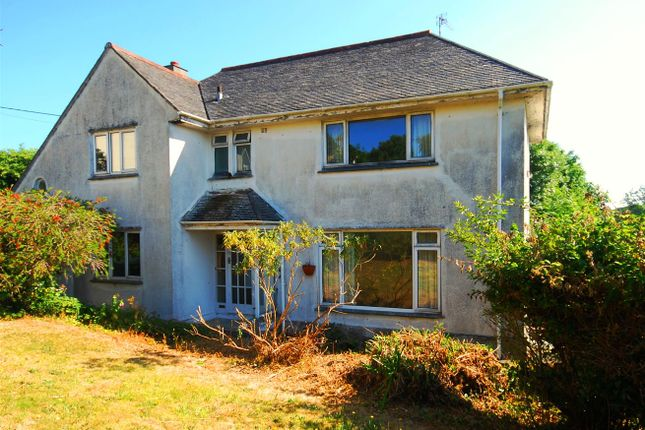 Thumbnail Detached house for sale in Higher Lariggan, Penzance