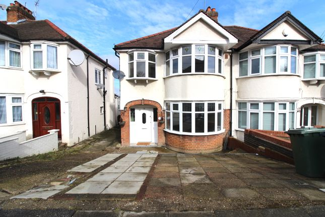 Thumbnail Detached house to rent in The Heights, Northolt