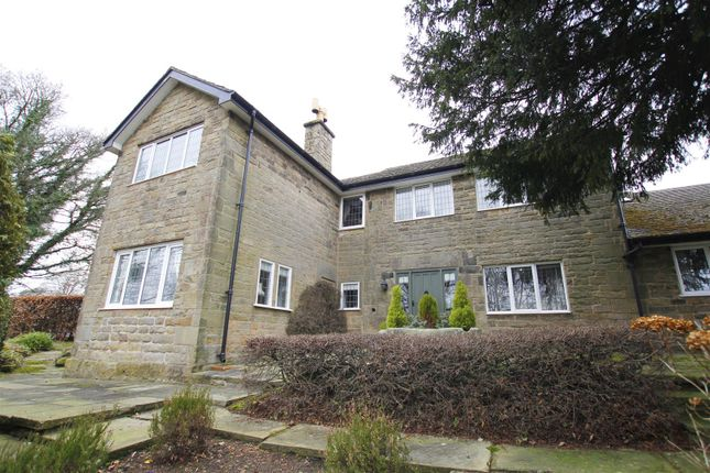 Thumbnail Detached house for sale in Rattle Grange, Cripton Lane, Ashover, Chesterfield