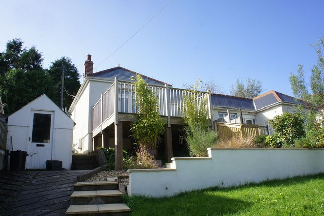 Thumbnail Semi-detached bungalow to rent in Penwethers Lane, Truro