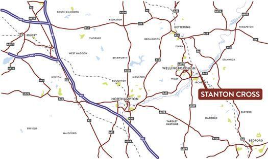 Land for sale in Station Island - Stanton Cross, Wellingborough