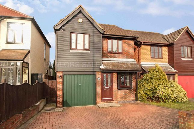 Thumbnail Detached house to rent in Tomswood Hill, Ilford