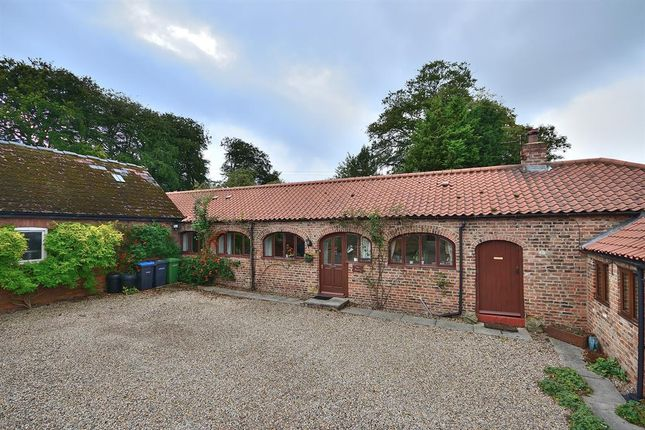 Thumbnail Barn conversion for sale in Winton, Northallerton
