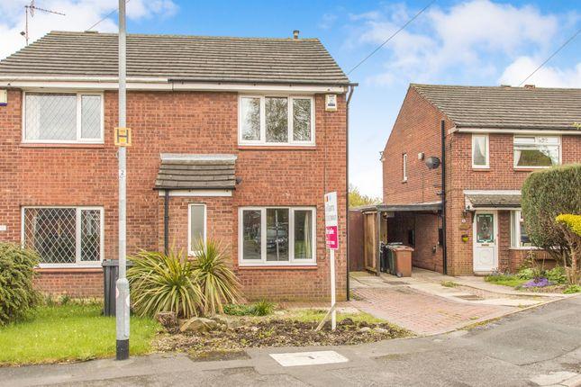 Thumbnail Semi-detached house for sale in Melton Avenue, Leeds